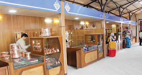 بازطراحی هنرهای سنتی، راهی به بازارهای فروش