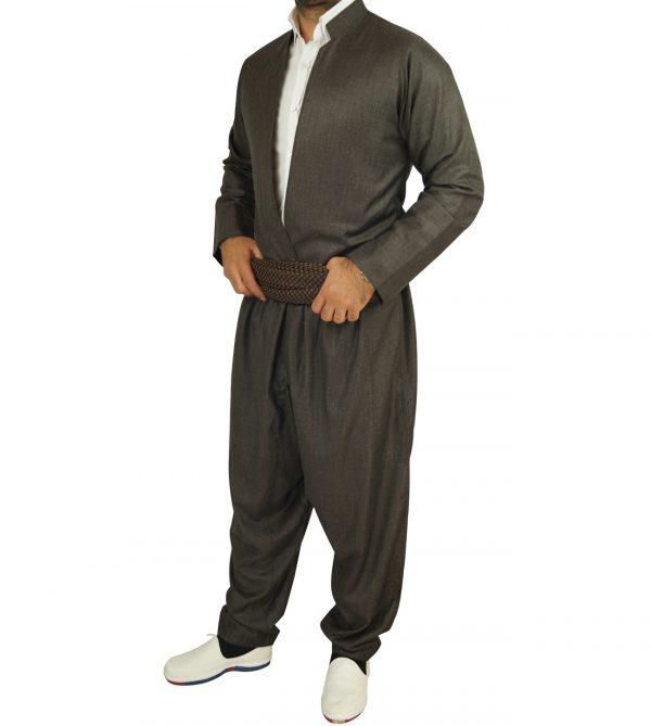 لباس کردی مردانه مدل نچیری