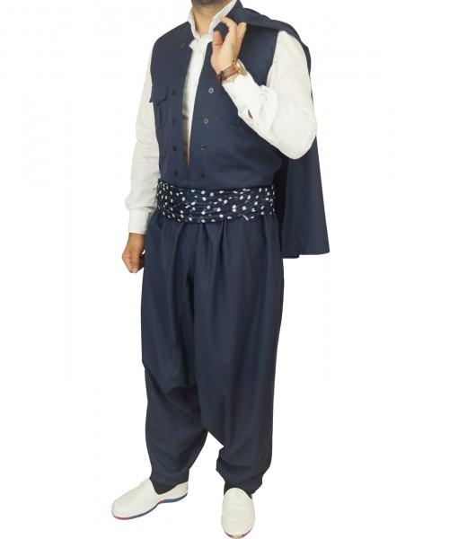 لباس کردی مردانه