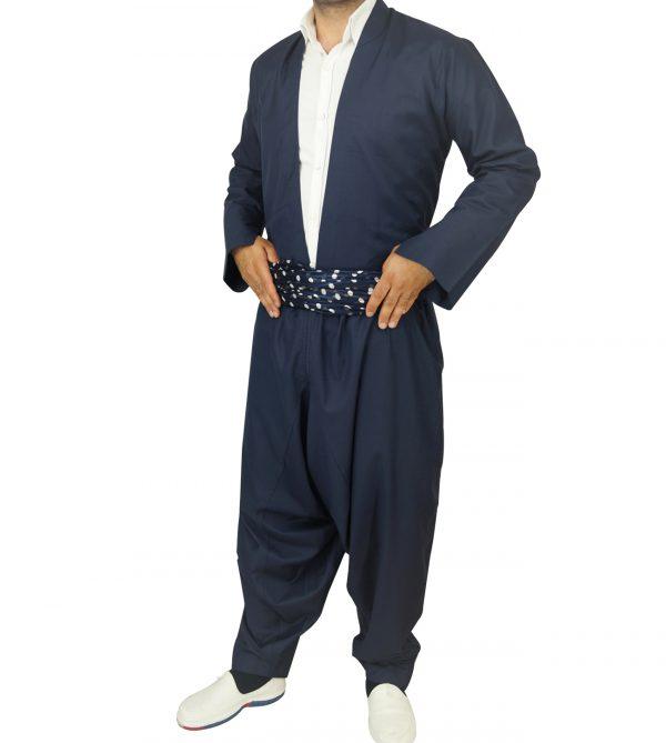 لباس کردی مردانه مدل هورامی