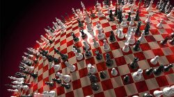 آیا می دانید تعداد بازی که با شطرنج می توان انجام داد چقدر است؟