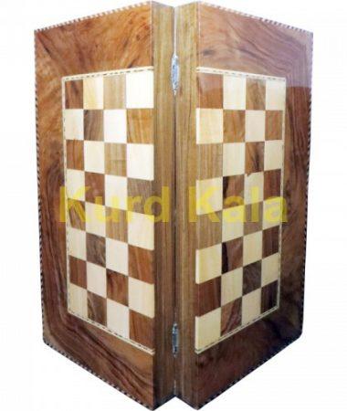 صفحه شطرنج مینیاتور طرح سارال