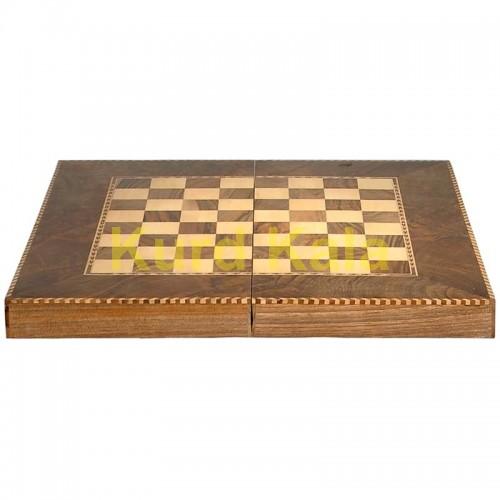 تخته نرد و صفحه شطرنج گره طرح سیروان