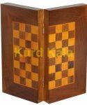 صفحه شطرنج لوزی طرح ساکار