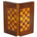 تخته نرد و صفحه شطرنج لوزی طرح ساکار