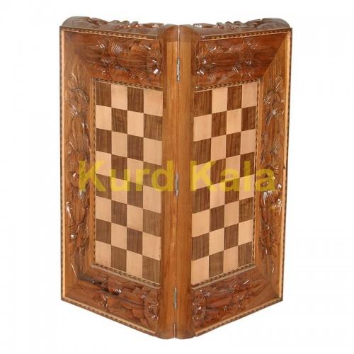 صفحه شطرنج منبت مینیاتور طرح سوران