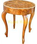 میز عسلی چوبی دست ساز