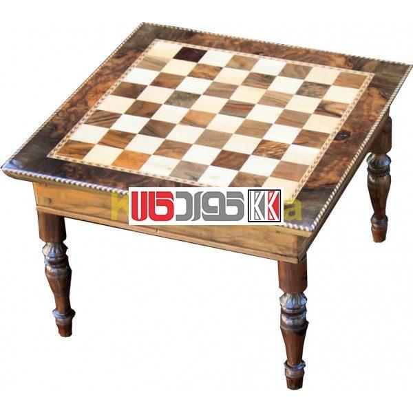 میز شطرنج کشودار