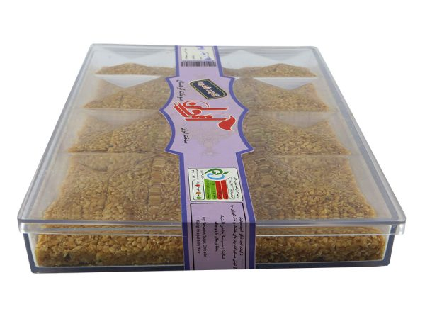 شیرینی سنتی کنجد شکری 400گرمی سوغات سنندج