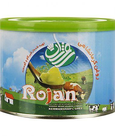 روغن حیوانی کرمانشاهی روژان 400گرمی