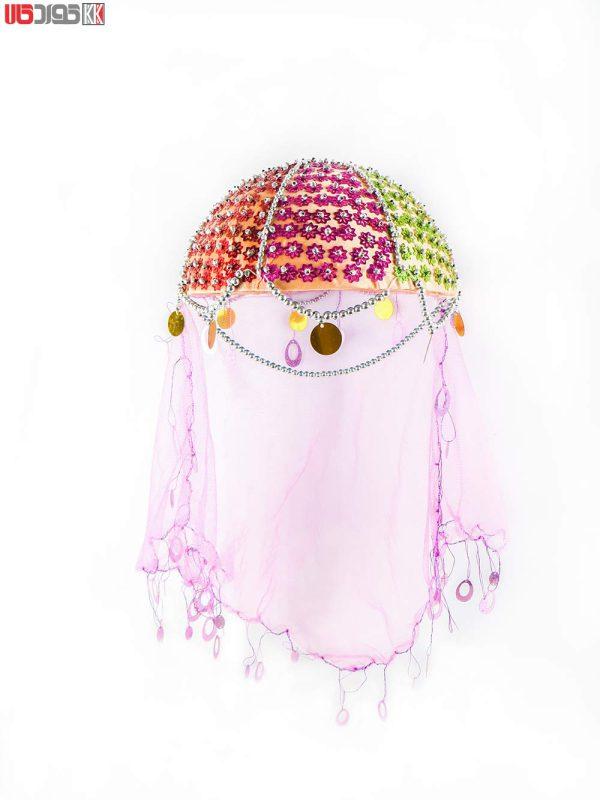 کلاه تولد دخترانه کردستان طرح هانا