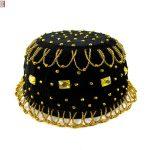 کلاه سنتی دخترانه کردستان طرح دیلان