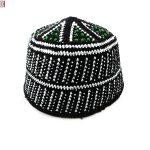 کلاه سنتی مردانه کردستان طرح هورامان