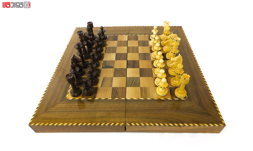 صفحه شطرنج و تخته نرد سنندج مدل ژیکان
