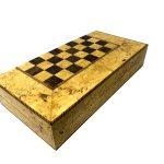 صفحه شطرنج و تخته نرد سنندج مدل هژار