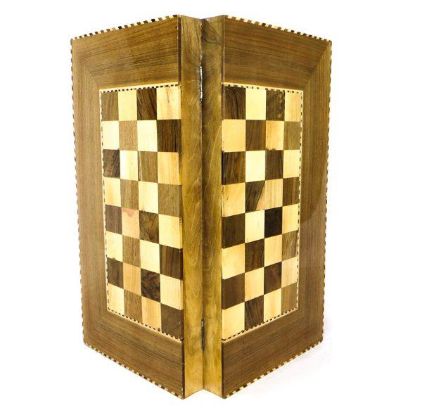 صفحه شطرنج و تخته نرد سنندج مدل آکو