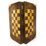 صفحه شطرنج و تخته نرد سنندج مدل ژیوان