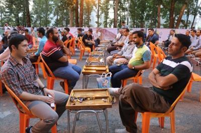 برگزاری اولین دوره مسابقات ورزش فکری تخته نرد در سنندج