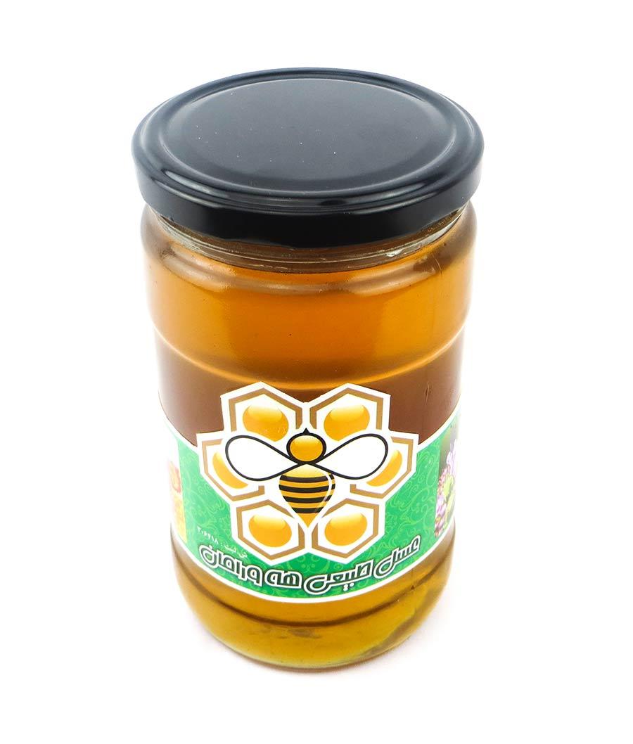 عسل طبیعی کردستان منطقه اورامان 1 کیلو