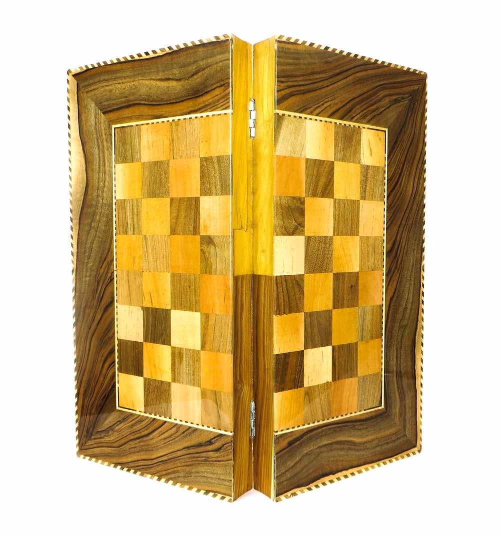 صفحه شطرنج و تخته نرد سنندج مدل شاهو کد 104