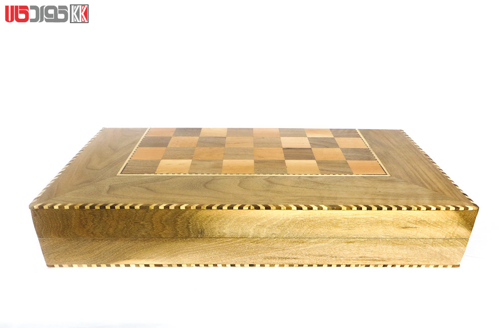 صفحه شطرنج و تخته نرد سنندج مدل شاهو کد 102