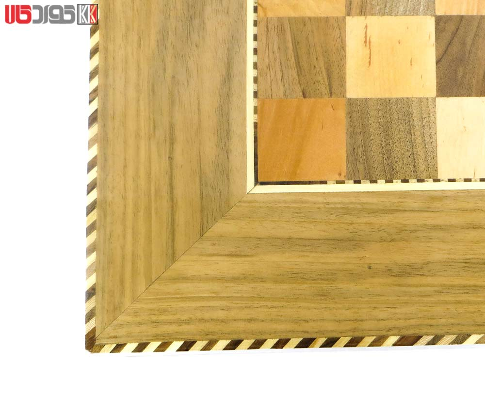 صفحه شطرنج و تخته نرد سنندج مدل شاهو کد 101