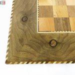 صفحه شطرنج و تخته نرد سنندج مدل شاهو کد 103