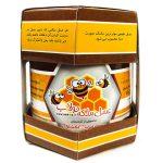 عسل طبیعی ویژه ملکه کردستان 400گرم