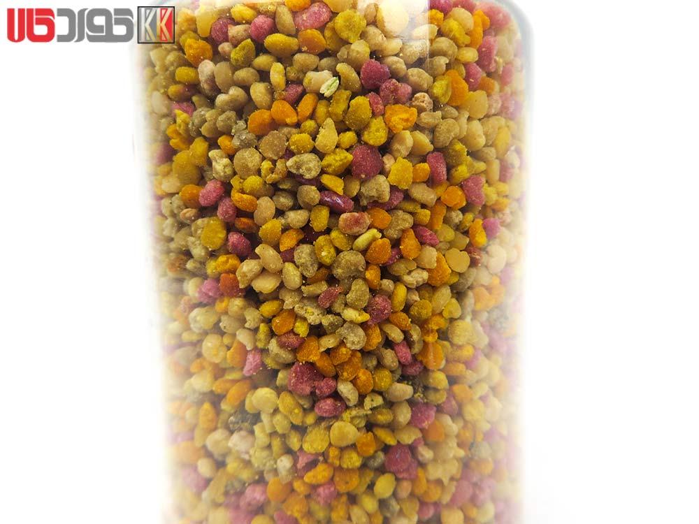 گرده گل ملکه کردستان 100 گرمی