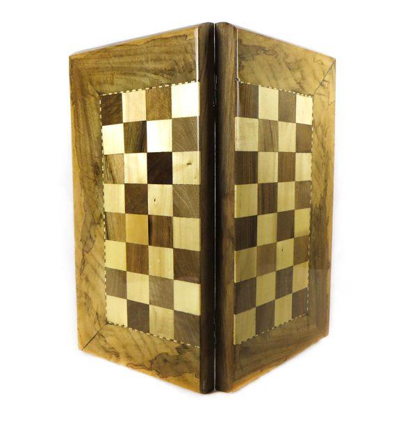 صفحه شطرنج و تخته نرد سنندج مدل دیار کد 102