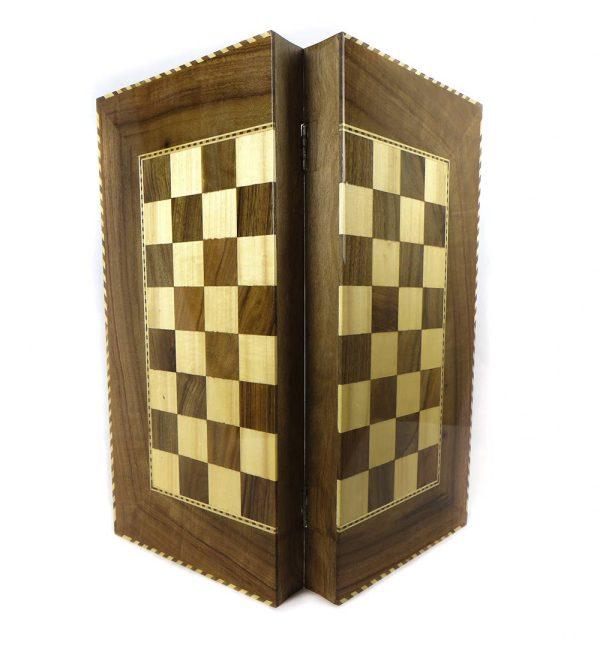 صفحه شطرنج و تخته نرد سنندج مدل مستوره کد 102