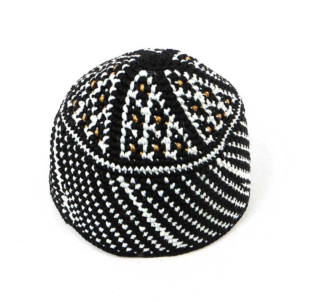 کلاه سنتی پسرانه کردستان کد 04