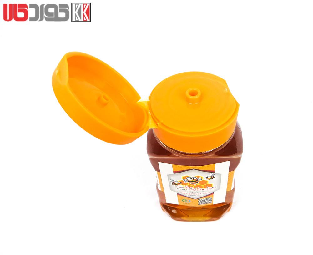 عسل طبیعی آسان ریز ملکه دولاب کردستان 350 گرم