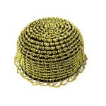 کلاه سنتی زنانه کردستان طرح دلووان