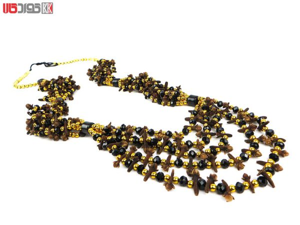 گردنبند میخک سنتی کردستان کد 101
