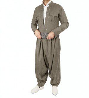 لباس کردی مردانه مدل مرادخانی