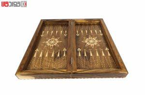 صفحه شطرنج و تخته نرد سنندج مدل وریا کد 101