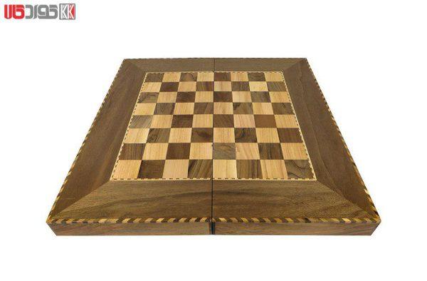 صفحه شطرنج و تخته نرد سنندج مدل وریا کد 103