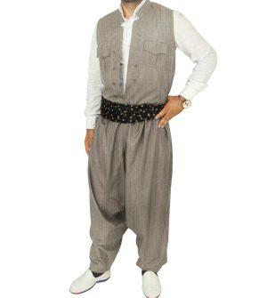 لباس کردی مردانه مدل جلیقه