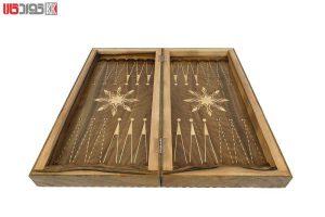 صفحه شطرنج و تخته نرد سنندج مدل وریا کد 105