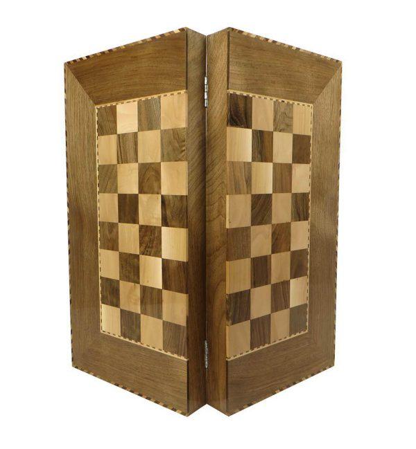 صفحه شطرنج و تخته نرد سنندج مدل وریا کد 102