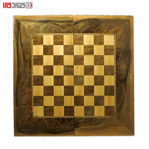 صفحه شطرنج و تخته نرد گره سنندج مدل ریوان کد 102