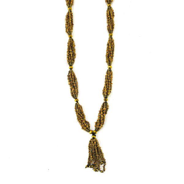 گردنبند شنبلیله سنتی کردستان کد 109
