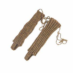 ساق بند پشمی دستباف سنتی کردستان کد 107