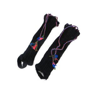 ساق بند کاموایی دستباف سنتی کردستان کد 104