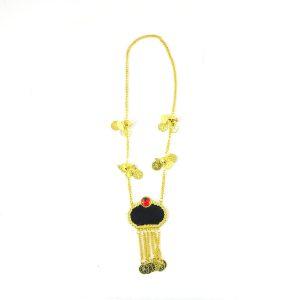 گردنبند زنجیره ای آویزدار کد 110