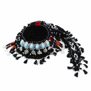 کلاه سنتی زنانه کردستان کد 103