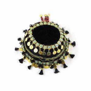 کلاه سنتی زنانه کردستان کد 106