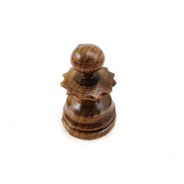 مهره شطرنج چوبی دست ساز طرح بانتا