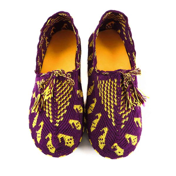 کفش گیوه زنانه سنتی کرمانشاه سایز 39 کد 137